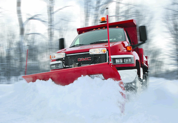 Pennsylvania Commercial Snow Removal